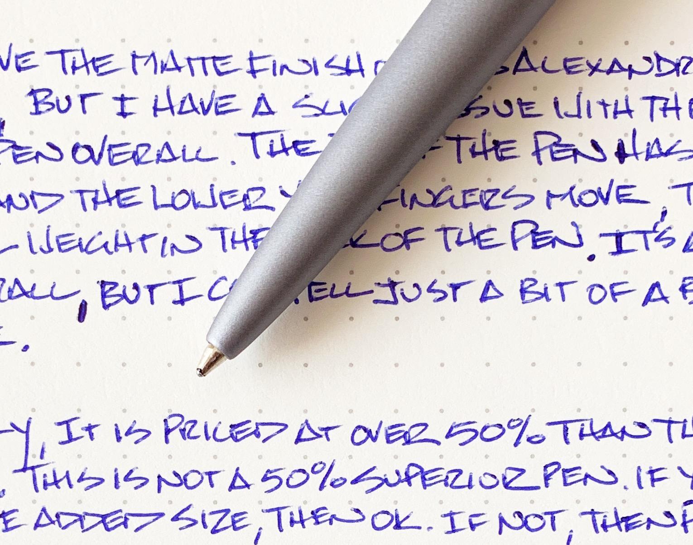 Parker Jotter XL Ballpoint Pen Blob