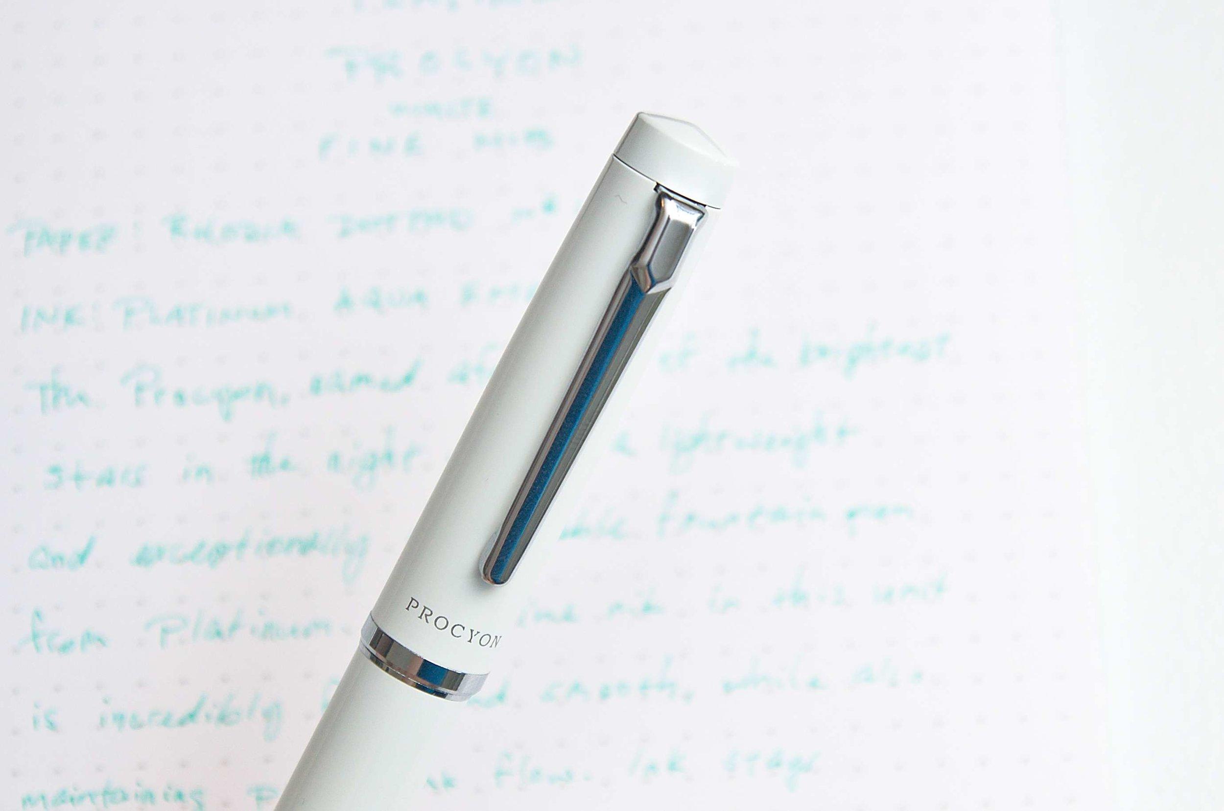 Platinum Procyon Fountain Pen Clip