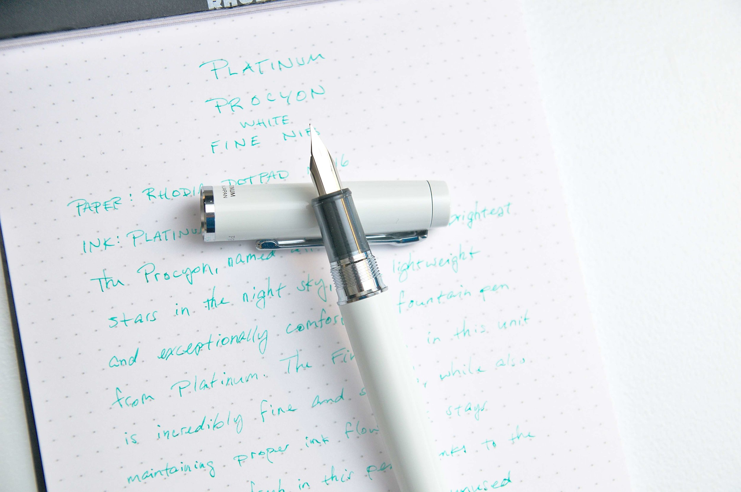 Platinum Procyon Fountain Pen Nib