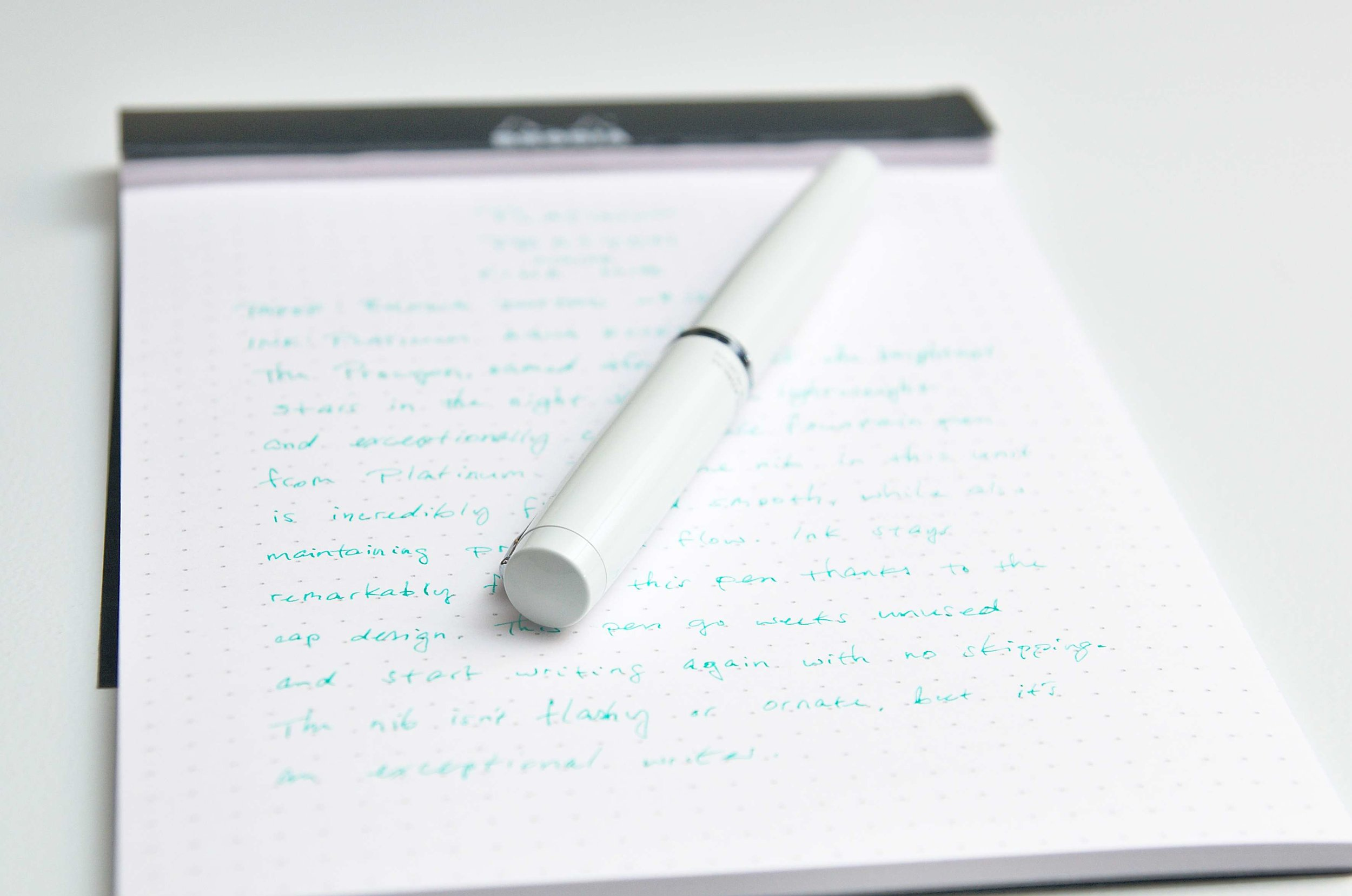 Platinum Procyon Fountain Pen Barrel