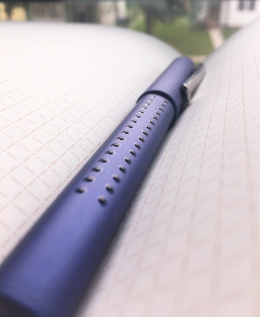 Faber-Castell Grip Fountain Pen Review