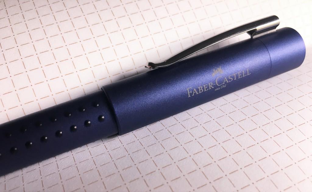 Faber-Castell Grip Fountain Pen