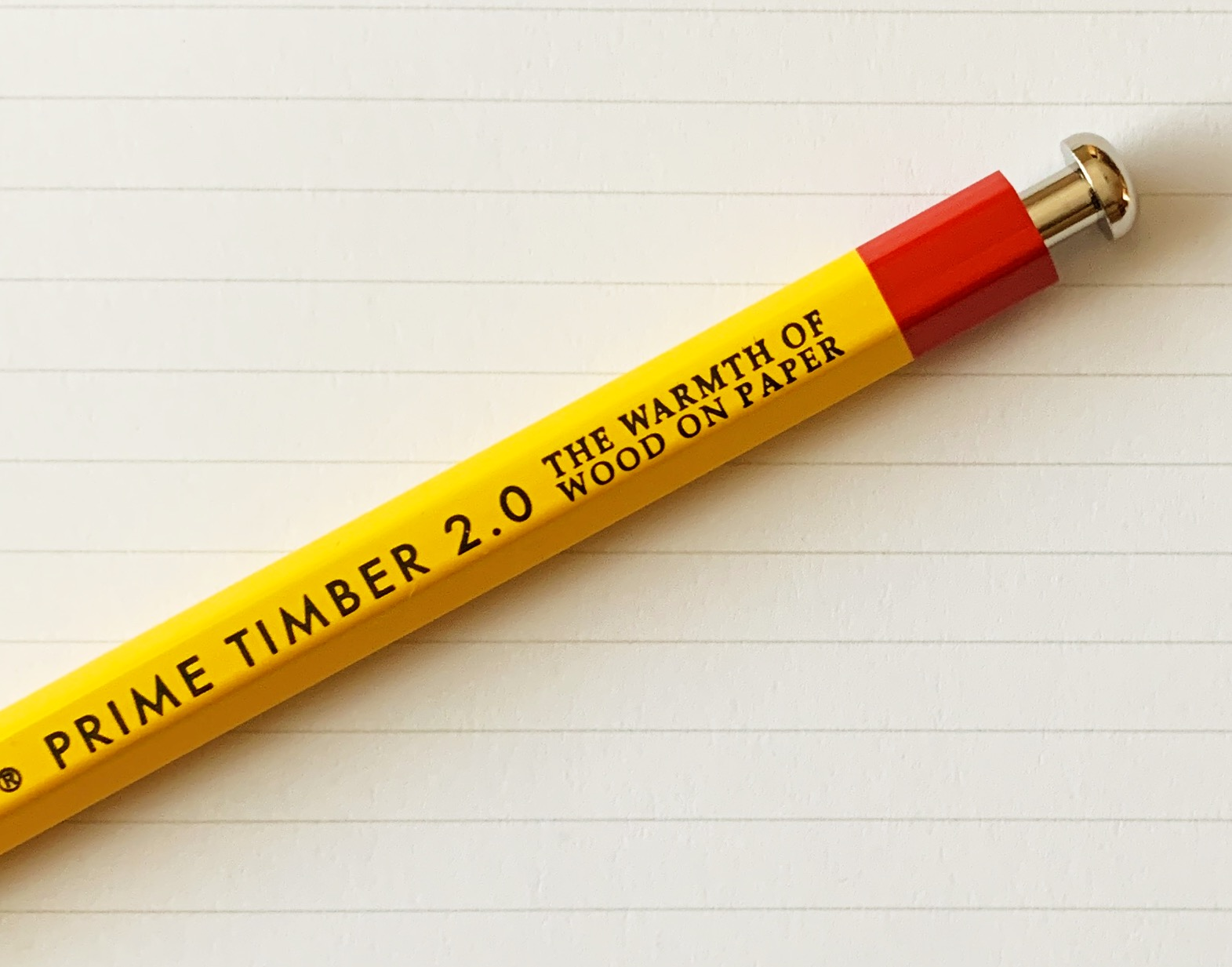Penco Prime Timber 2.0 mm Mechanical Pencil Barrel