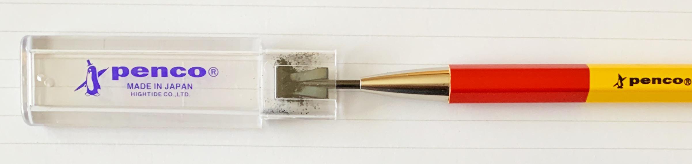Penco Prime Timber 2.0 mm Mechanical Pencil Sharpener