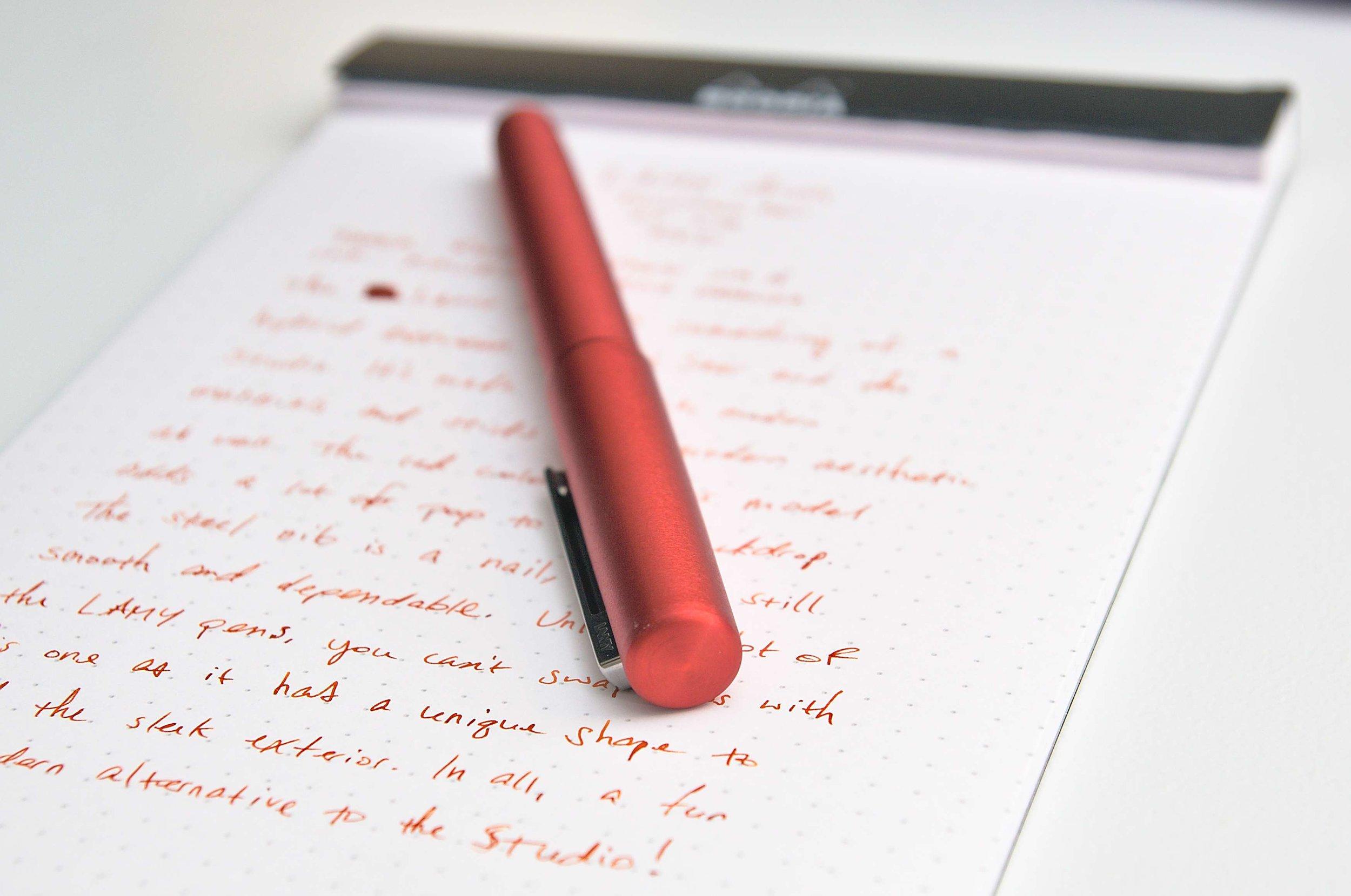 Lamy Aion Fountain Pen Clip