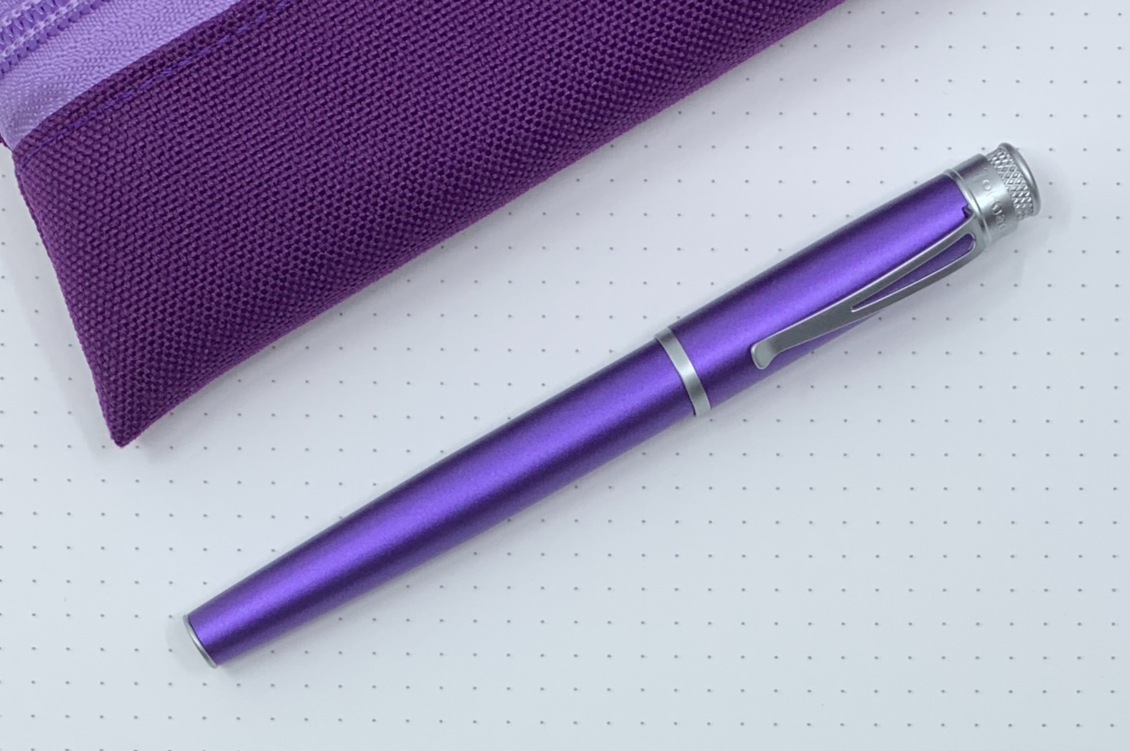 Retro 51 Tornado Fountain Pen New Model Review