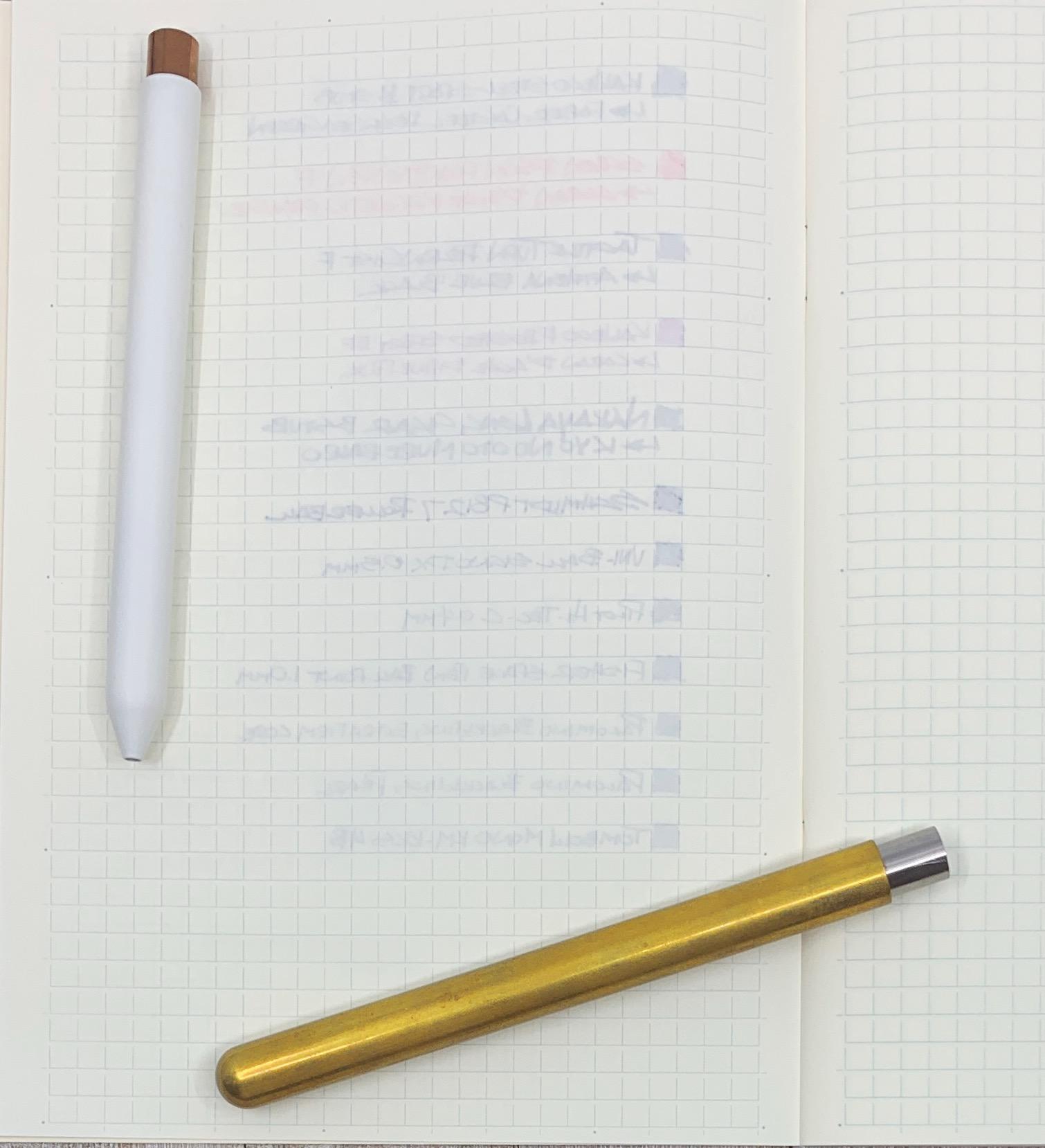 Midori MD Notebook Paper