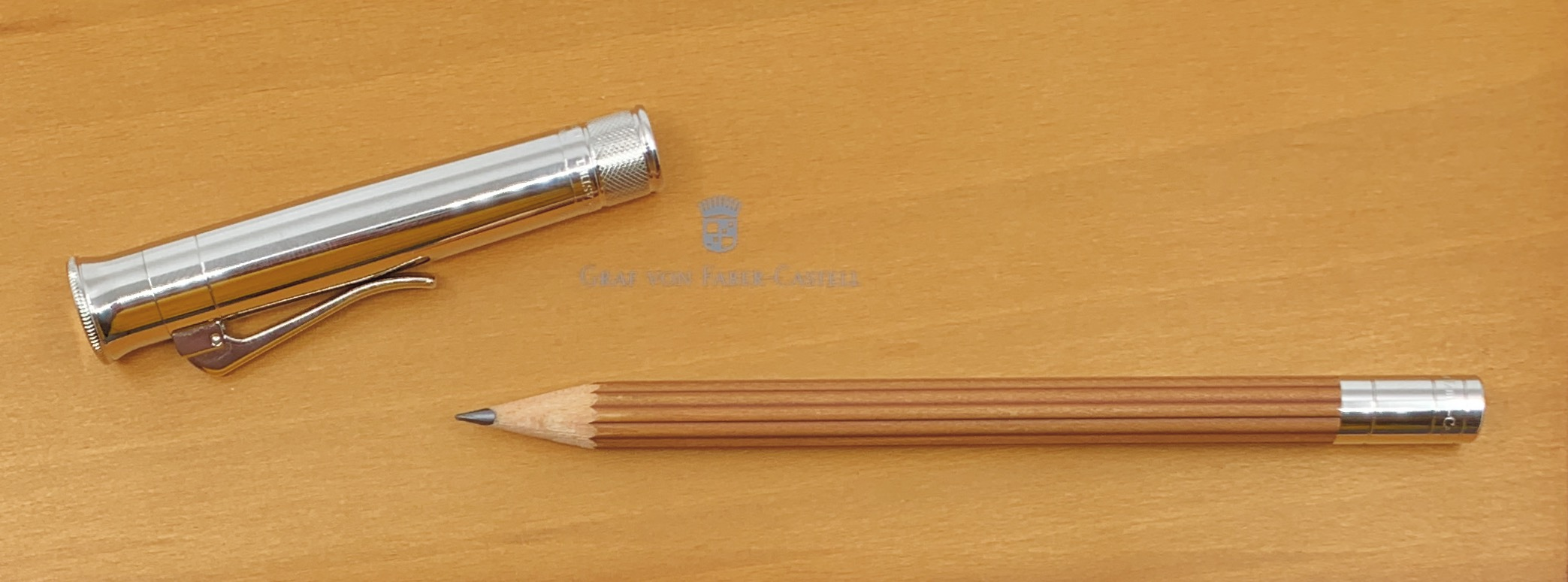 Graf von Faber-Castell Platinum-Plated Perfect Pencil