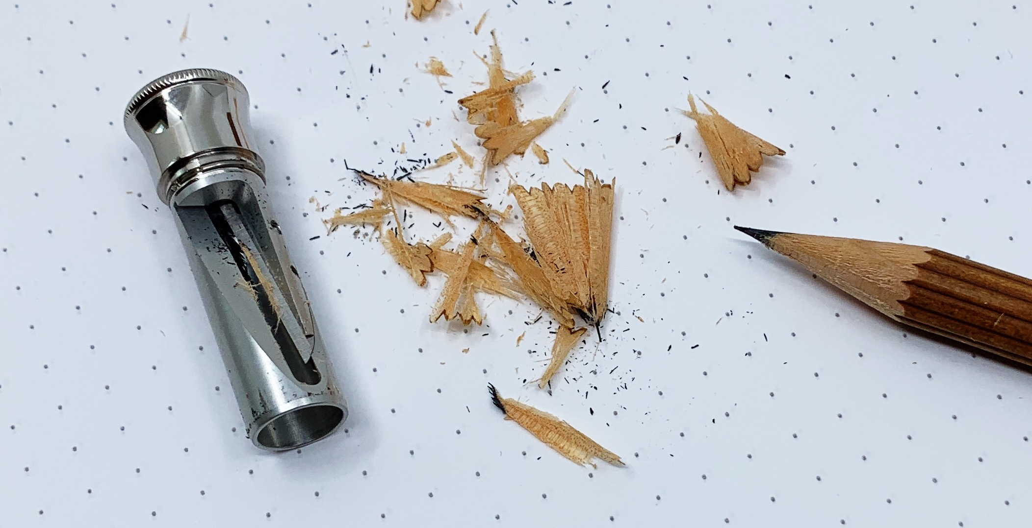 Graf von Faber-Castell Perfect Pencil Shavings
