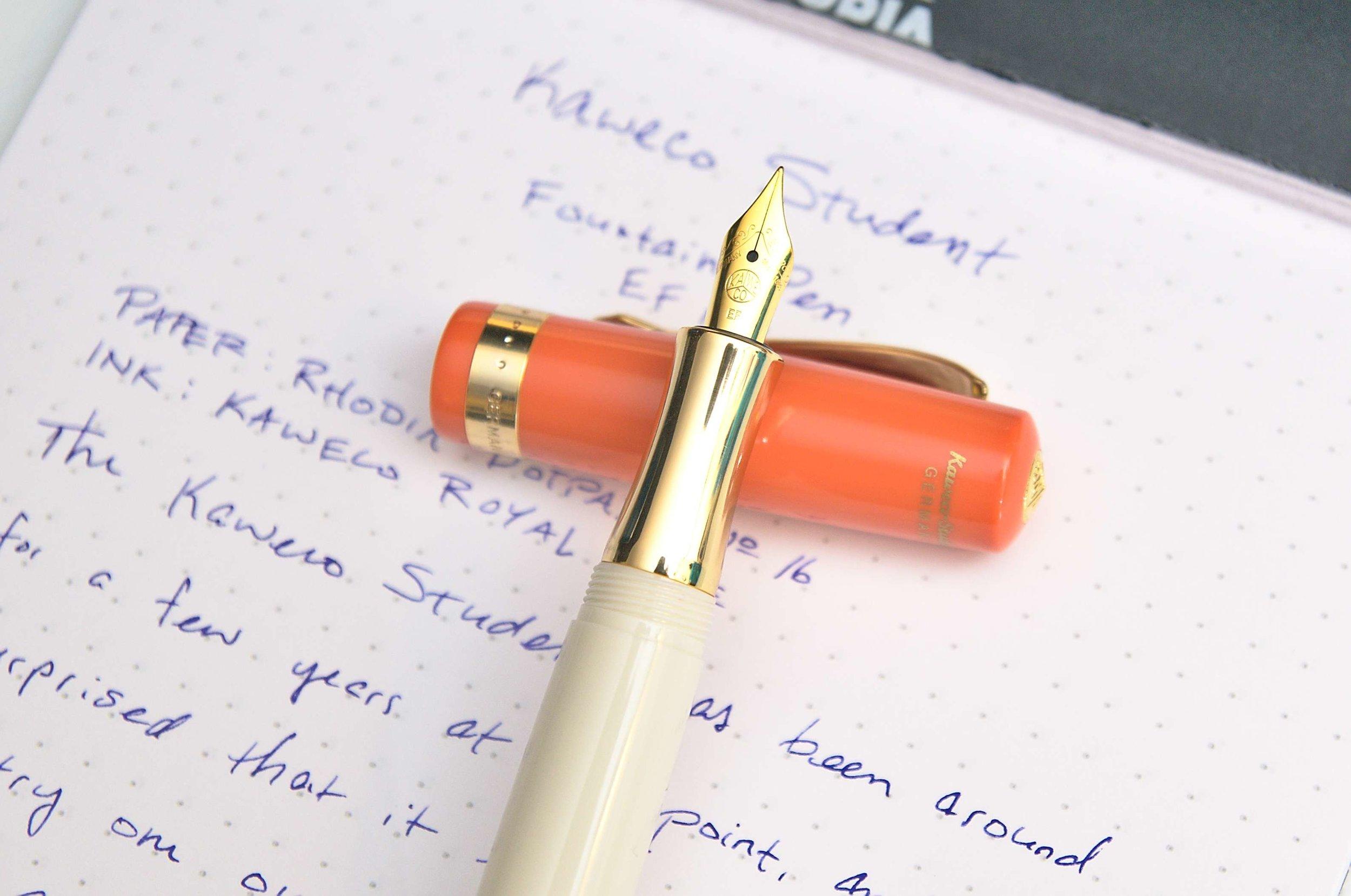 Kaweco Student Fountain Pen 70's Soul Nib