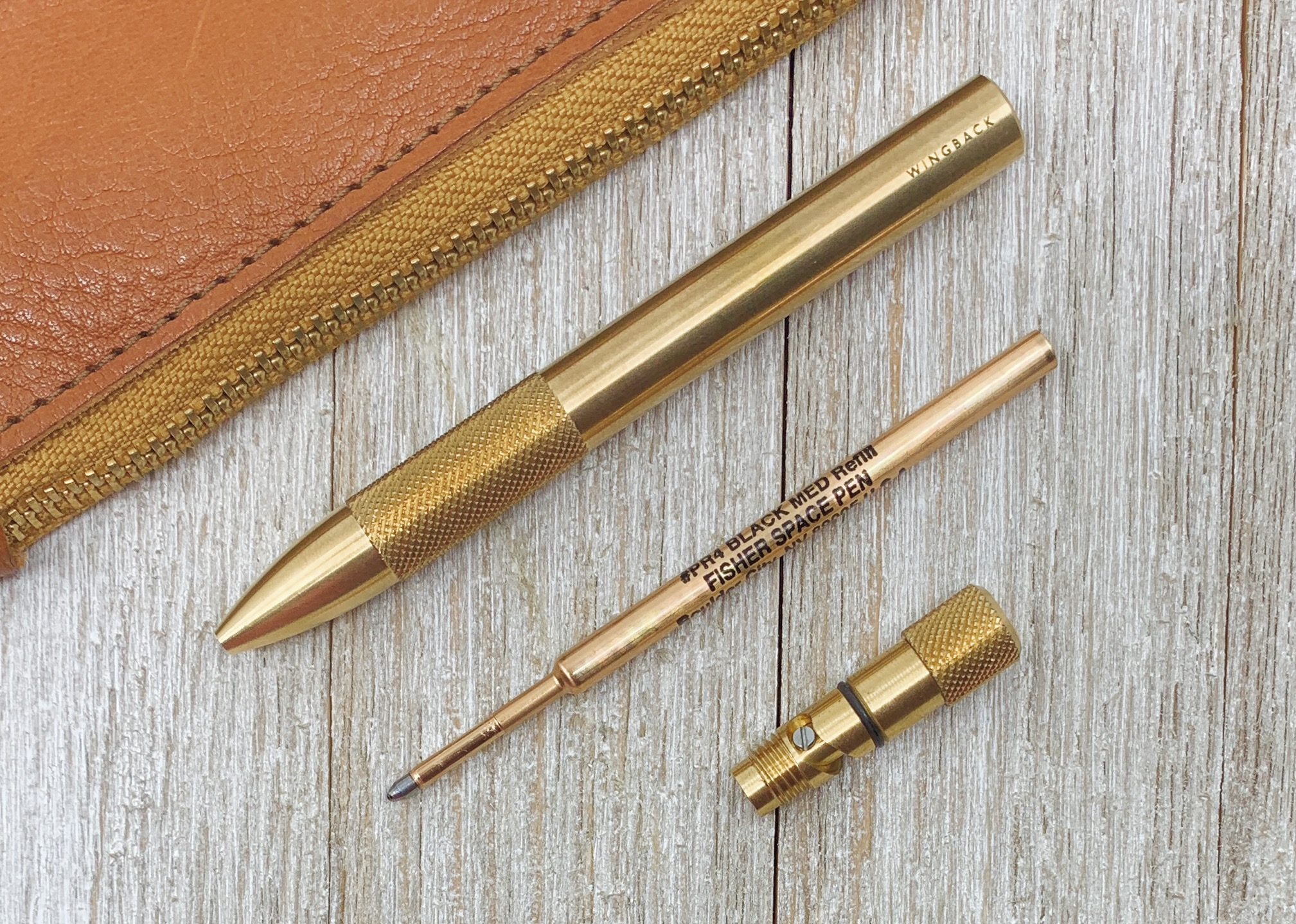 Wingback Mechanical Pen