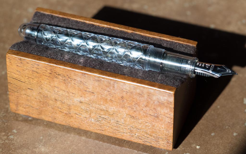 Platinum #3776 Century Rokka Barrel