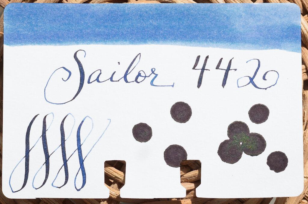 Sailor Ink Studio 442 Colodex