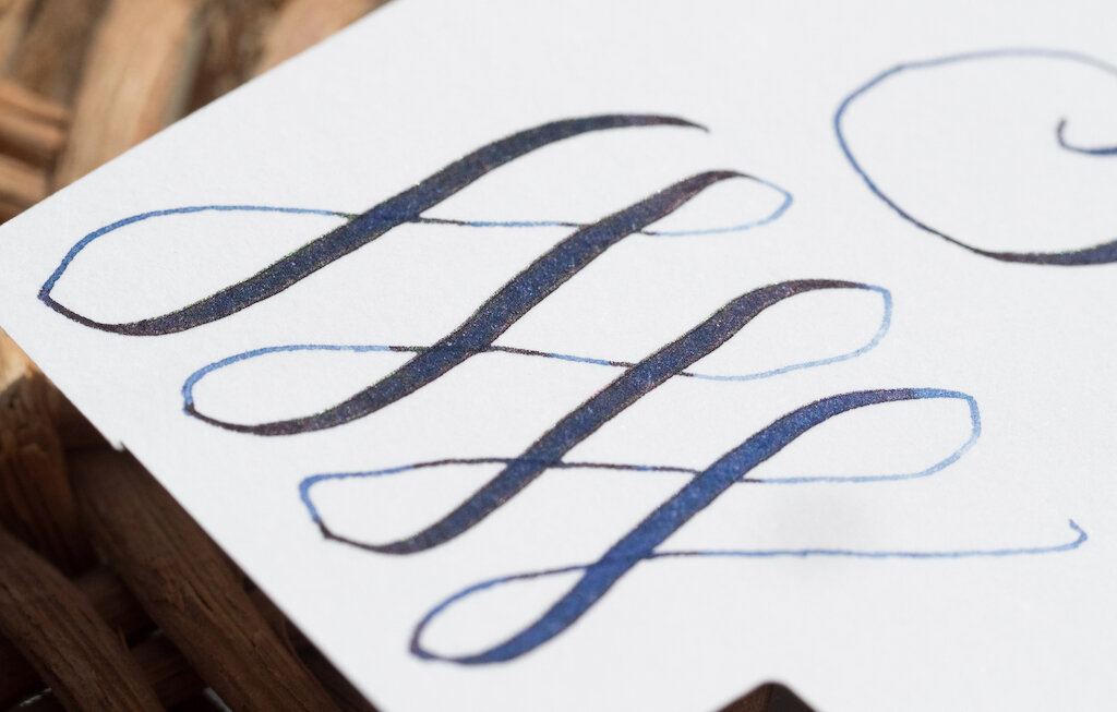 Sailor Ink Studio 442 Swirls