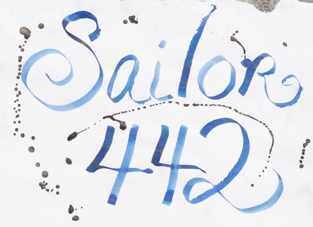 Sailor Ink Studio 442 Ink