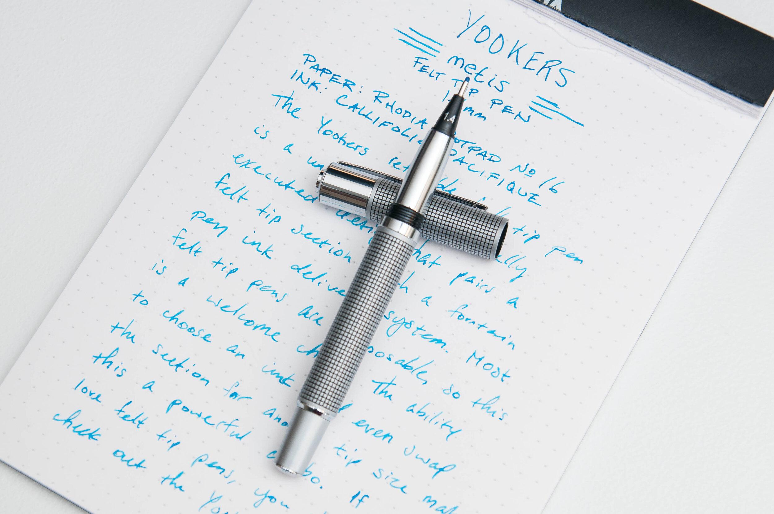 Yookers Metis Felt-tip Pen