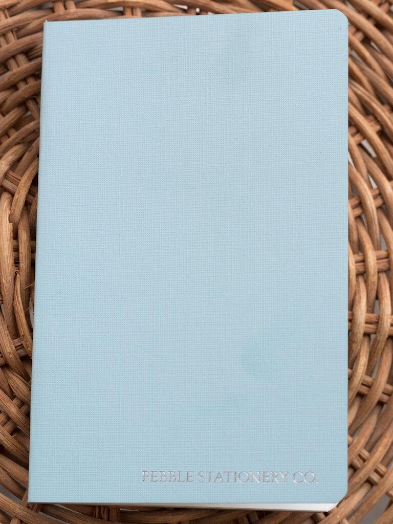 Pebble Stationery Co. Glacier Edition Pocket Notebook