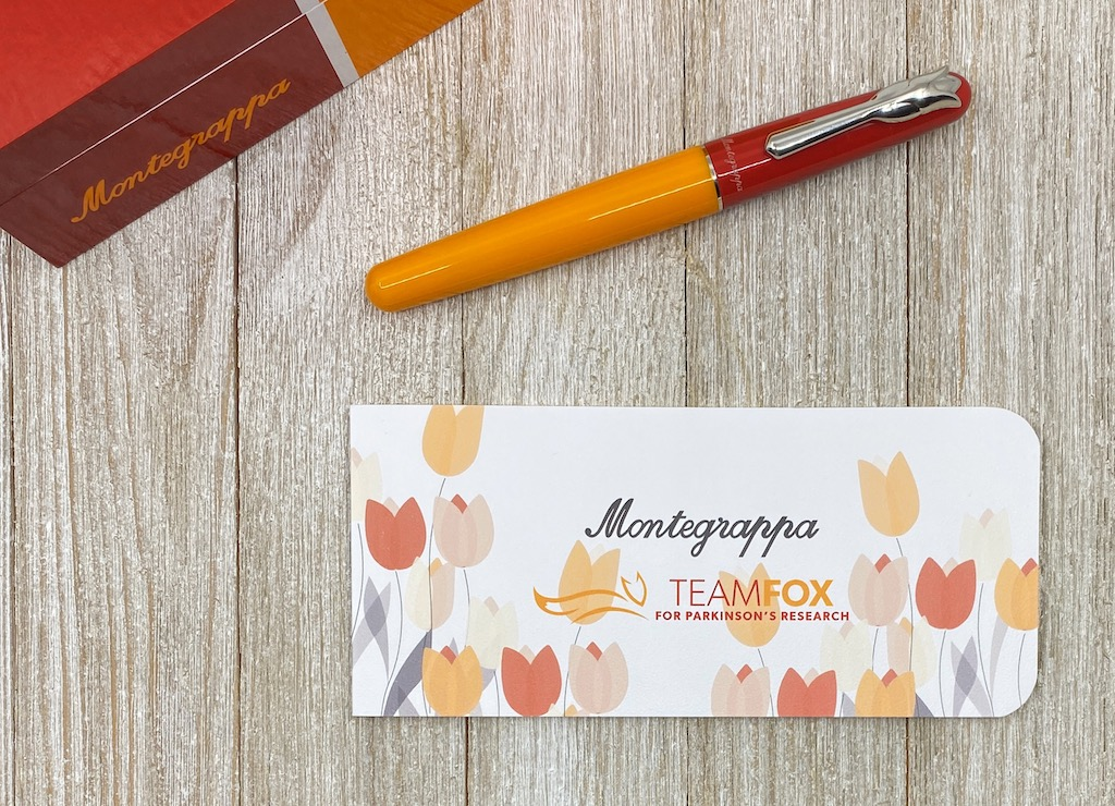 Montegrappa Tulip for Team Fox Fountain Pen Review