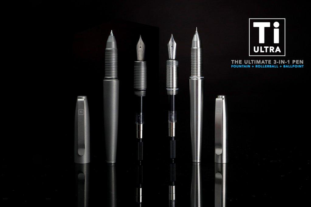 BIGiDESIGN Ti Ultra Pen