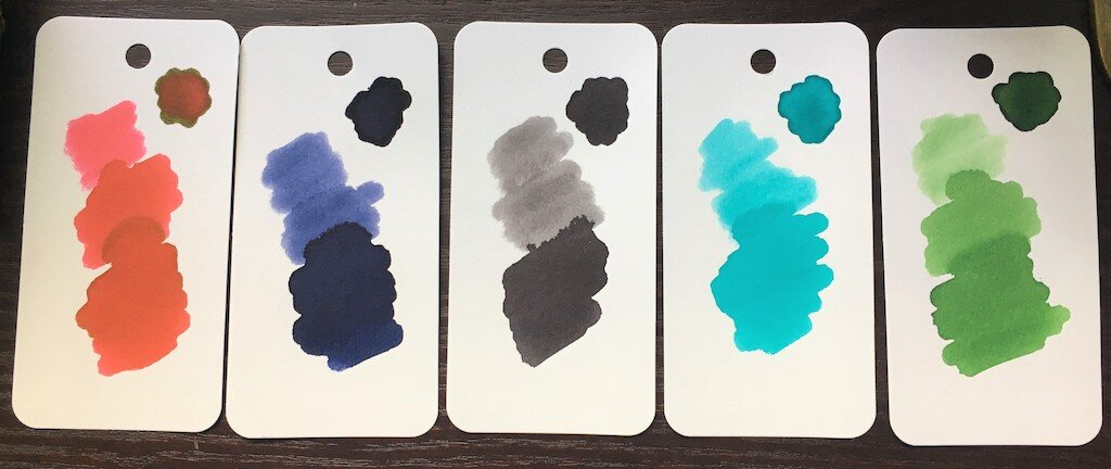 Colorverse Apollo 11 Ink Swabs