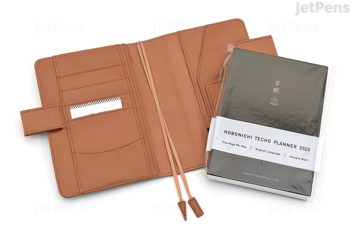 Hobonicho Techo 2020 A6 Planner and Cover