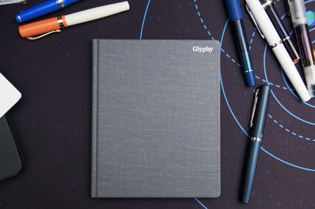 Maruman Glyphy B6 Notebook Review