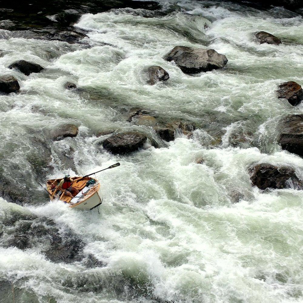 Selway River, Idaho -