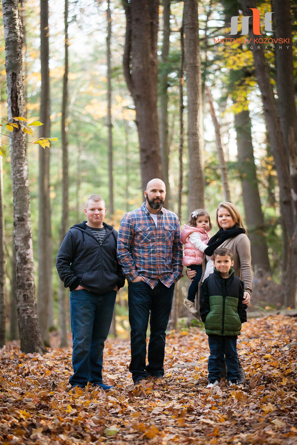 Toronto Portrait Photography Family