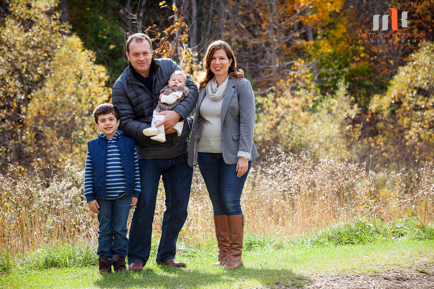 Toronto Portrait Photography Amazing Family