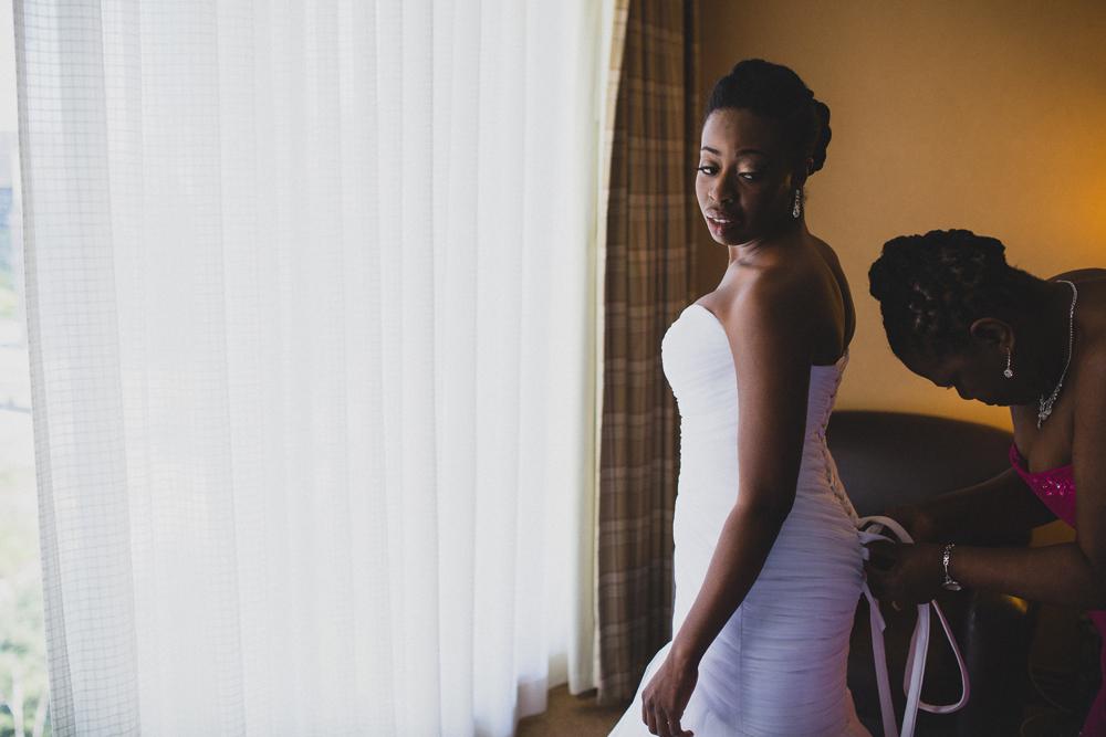 Toronto Wedding Photography Bride