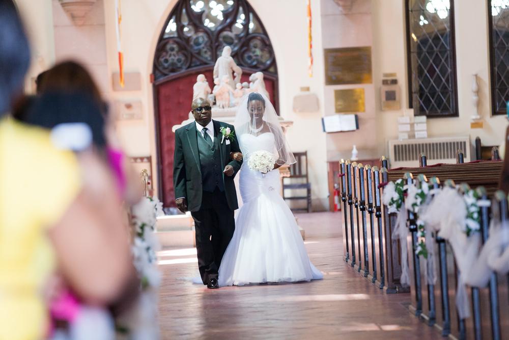 St. Paul's Toronto Wedding Ceremony