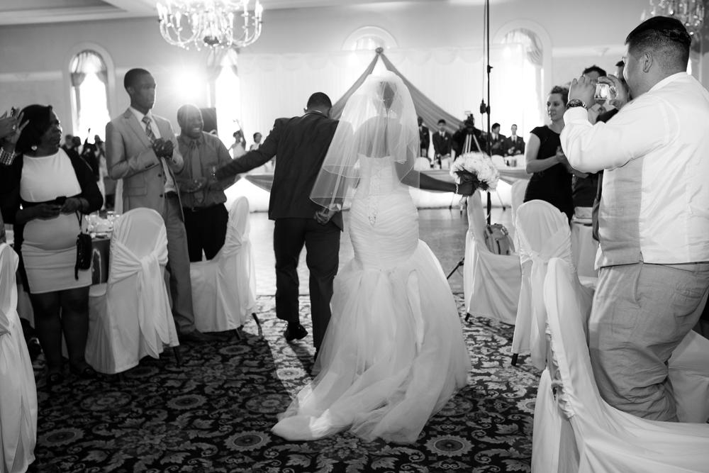 Toronto Wedding Photography Event Reception