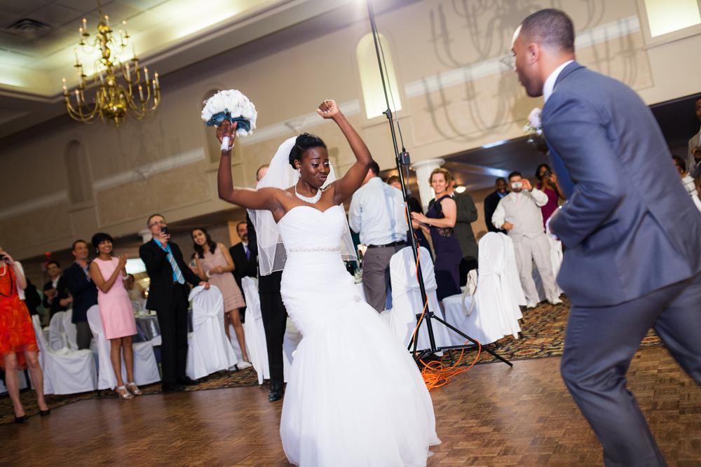 Toronto Wedding Reception Photographer