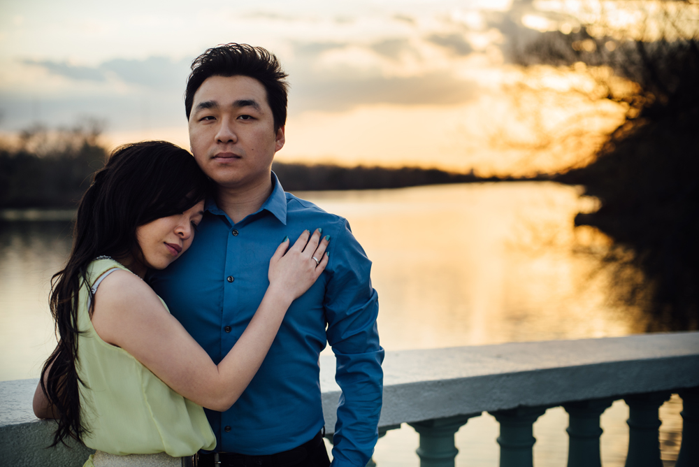 Toronto Engagement Photography Sunset