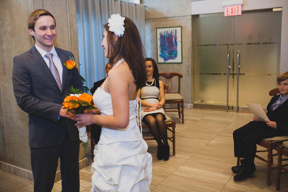 Toronto City Hall Wedding