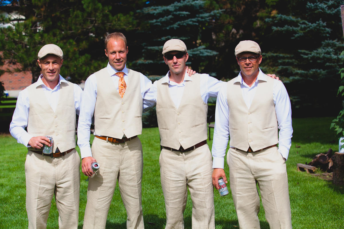 Toronto Wedding Groomsmen