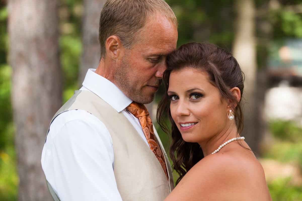 Toronto Bride and Groom