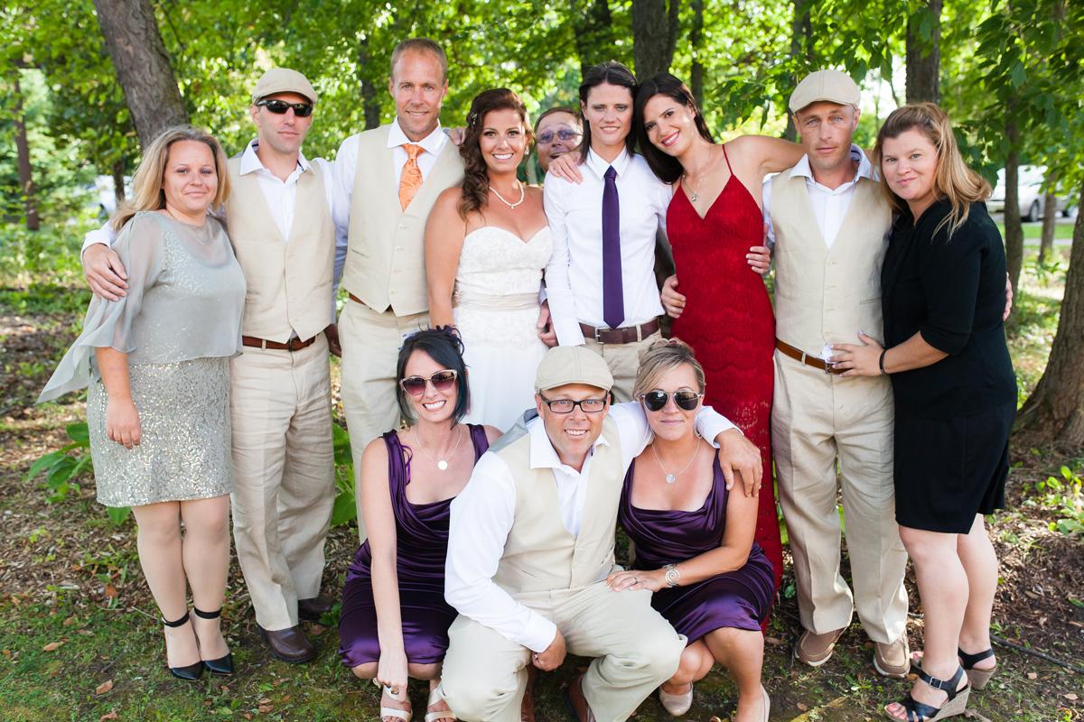 Toronto Wedding Guests