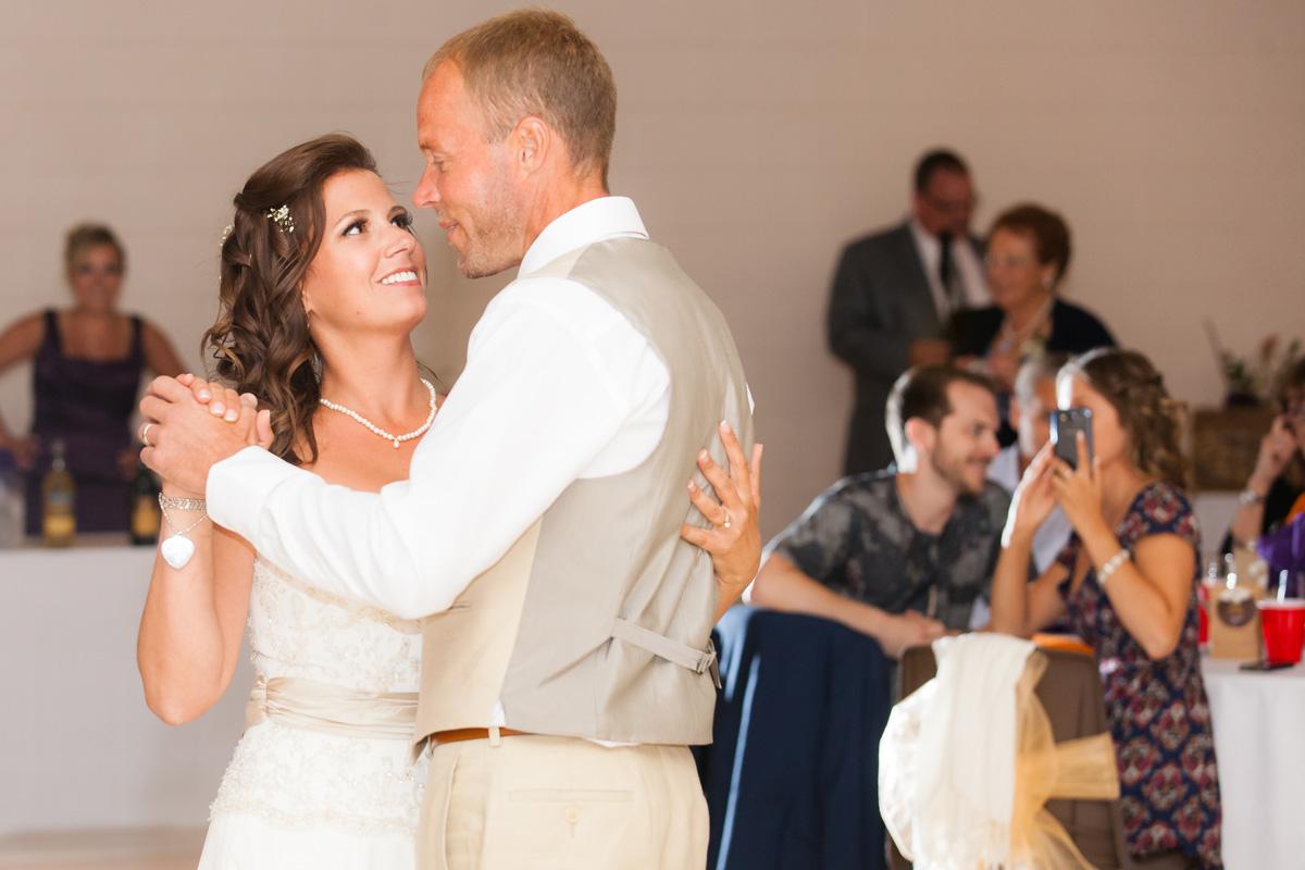 Toronto Wedding First Dance
