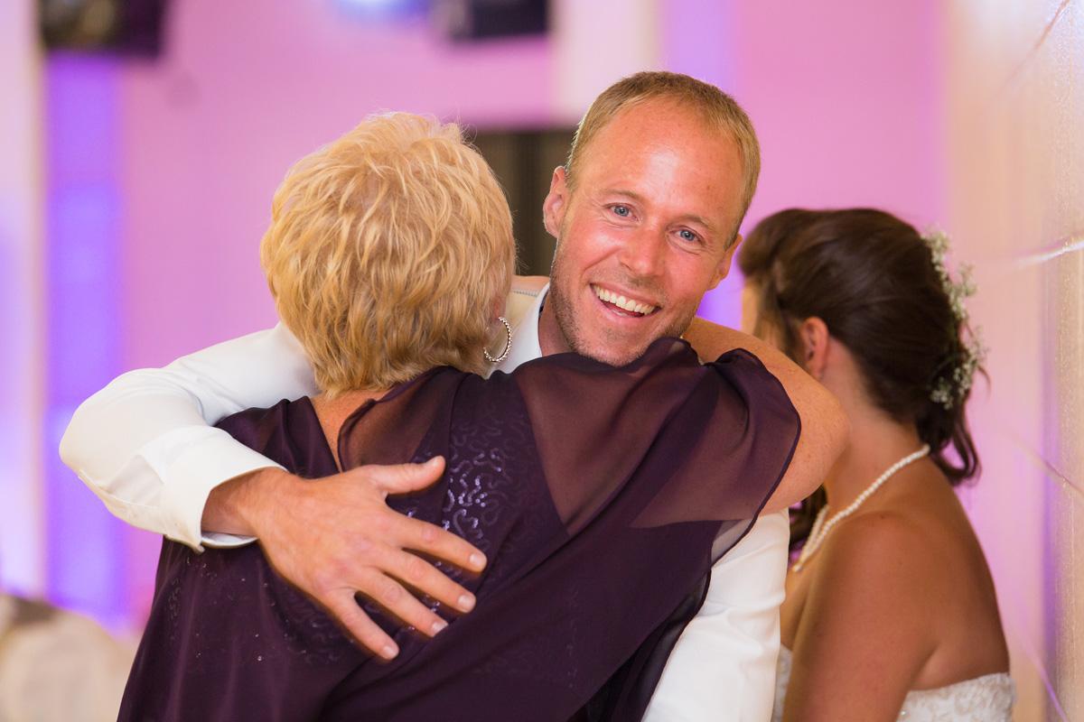 Toronto Wedding Groom Smiling