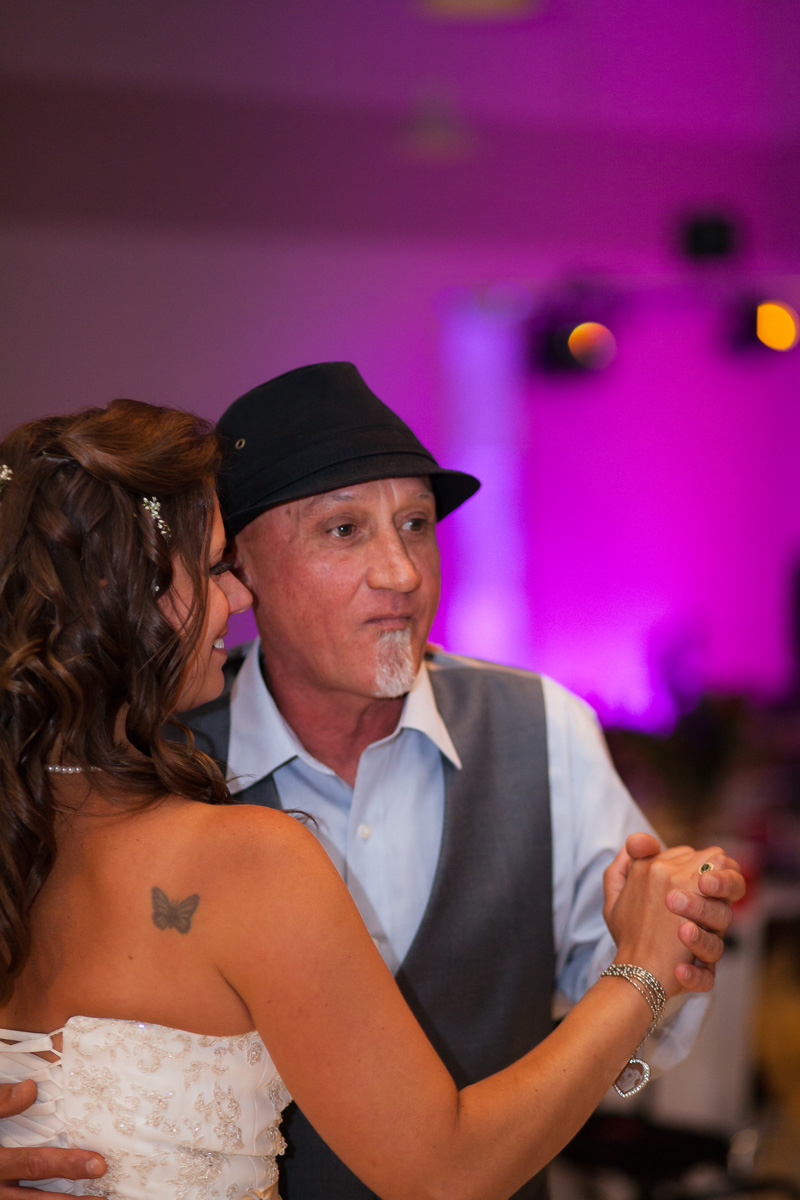 Father Daughter Wedding Toronto