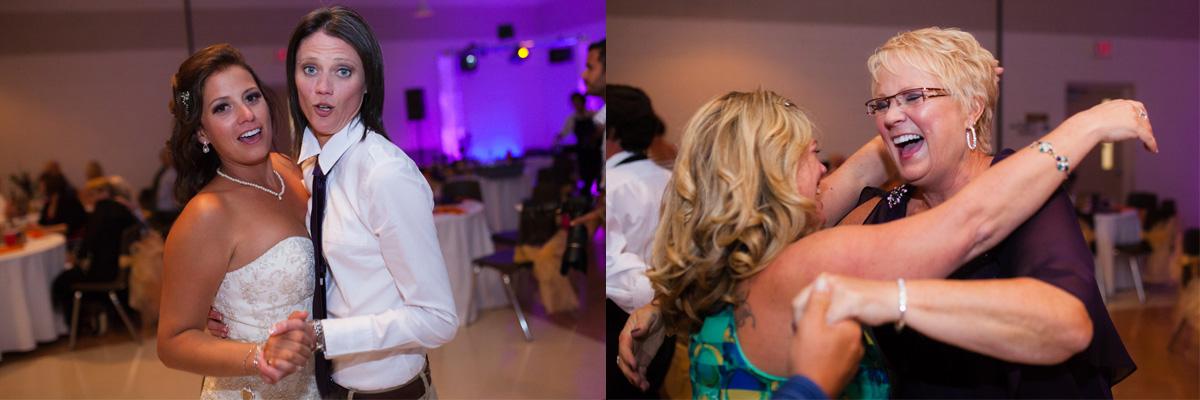 Toronto Wedding Dancing Photography