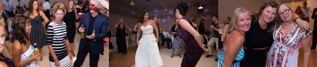 Wedding Party Photos in Toronto