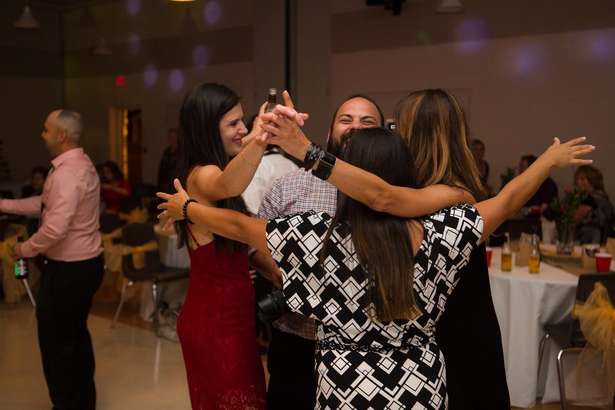 Dancing Around The Best Toronto Wedding Photographer