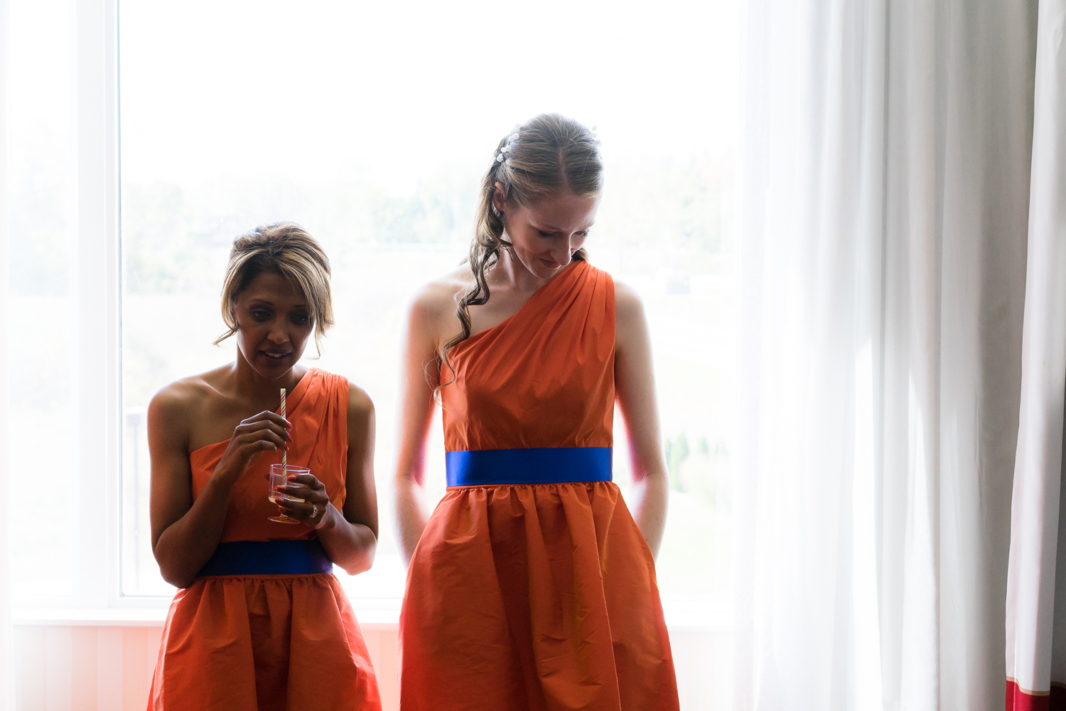 Beautiful Toronto Bridesmaids