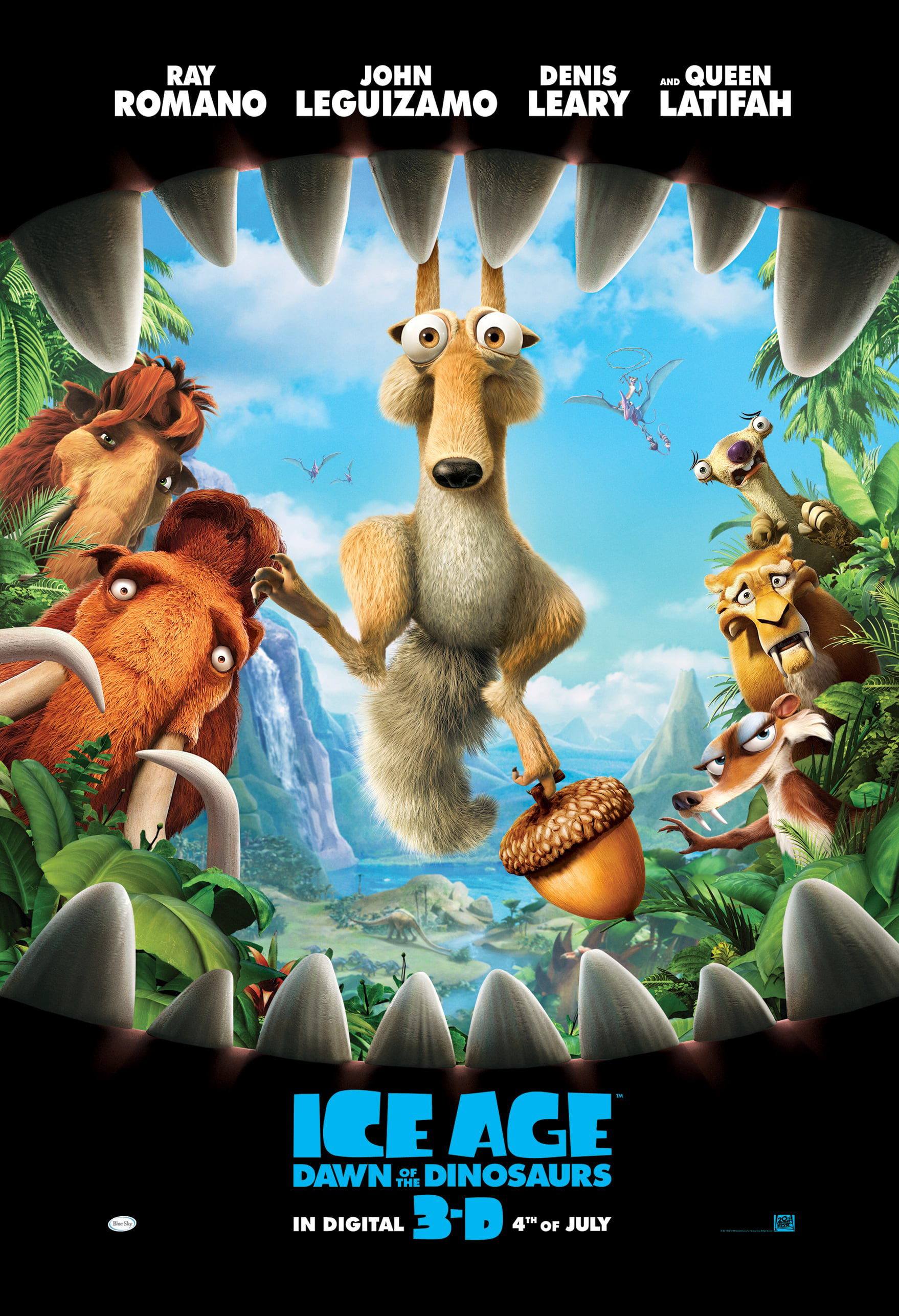 Ice Age: Dawn Of The DinoSaurs - Effects Technical Director @ Blue Sky Studios