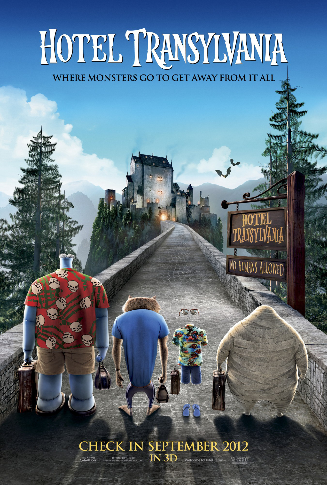 Hotel Transylvania - Senior Lighting Technical Director @ Sony Pictures Imageworks Vancouver