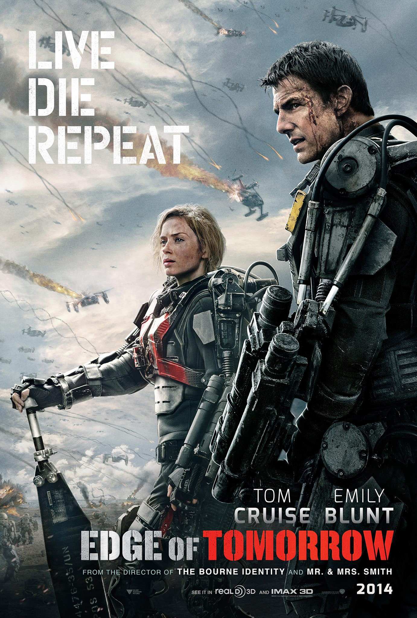 Edge of Tomorrow - Senior Lighting Technical Director @ Sony Pictures Imageworks Vancouver