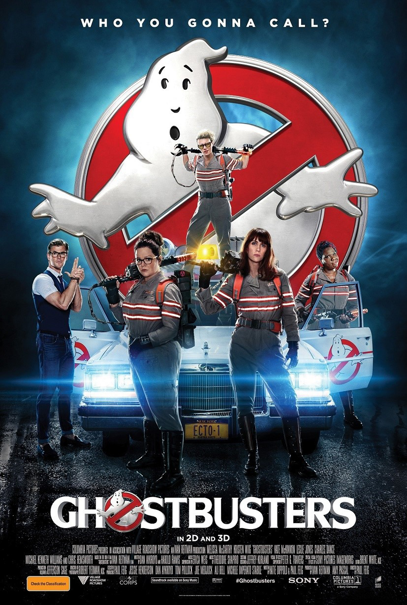 Ghostbusters - Lighting Lead & Effects Lookdev @ Sony Pictures Imageworks Vancouver