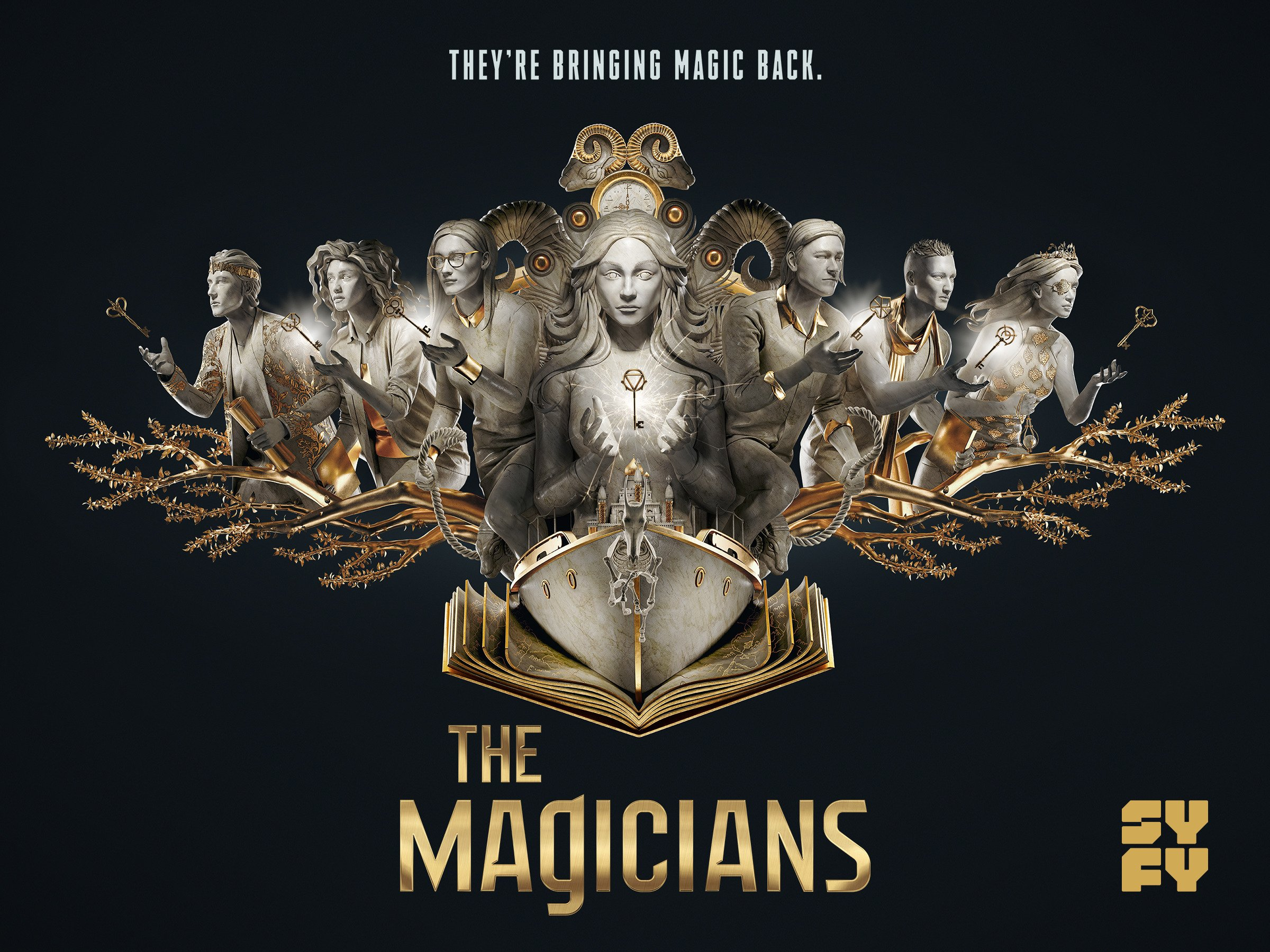 The Magicians - Season 4 -